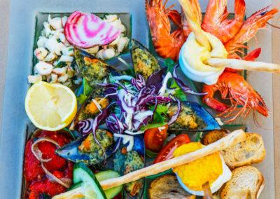 Salade du Grand Bar des Goudes